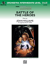 Battle of the Heroes (from <I>Star Wars :</I> Episode III <I>Revenge of the Sith</I>)