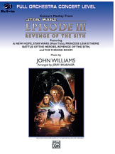<I>Star Wars :</I> Episode III <I>Revenge of the Sith,</I> Concert Medley from