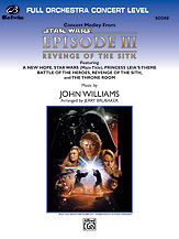 <I>Star Wars :</I> Episode III <I>Revenge of the Sith,</I> Concert Suite from
