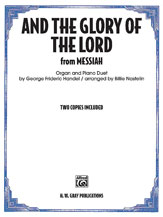 And the Glory of the Lord (from <I>Messiah</I>)