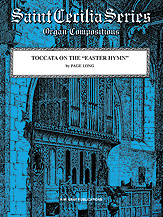 Toccata on the 'Easter Hymn'