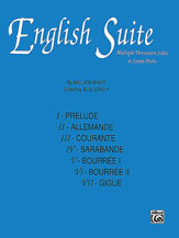 English Suite (7 movements)