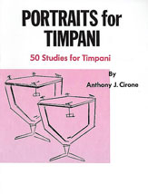 Portraits for Timpani