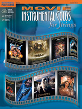 Movie Instrumental Solos for Strings