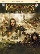 The Lord of the Rings Instrumental Solos for Strings