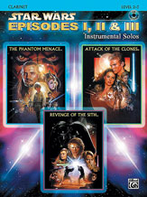 Star Wars : Episodes I, II & III Instrumental Solo