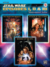 Star Wars : Episodes I, II & III Instrumental Solo