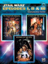 Star Wars : Episodes I, II & III Instrumental Solos