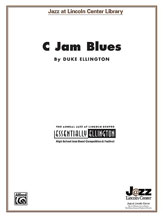 C Jam Blues: 2nd B-flat Tenor Saxophone