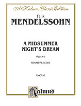 A Midsummer Night's Dream, Opus 61