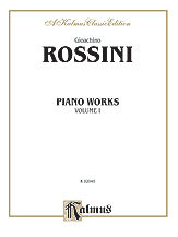 Piano Works, Volume I