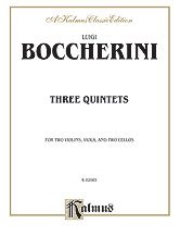 Three Quintets