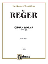 Organ Works, Opus 63