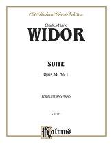 Suite, Opus 34, No. 1