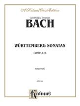The Wurttenburg Sonatas (Complete)