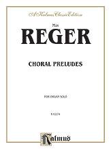 Choral Preludes, Opus 67