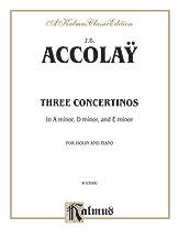 Three Concertinos