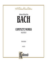 Bach: Complete Organ Works, Volume VI