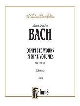 Complete Organ Works, Volume VII