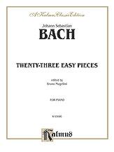 Twenty-three Easy Pieces