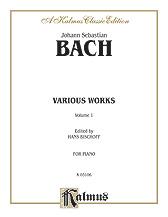 Various Works, Volume I