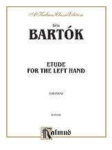 Etude for Left Hand