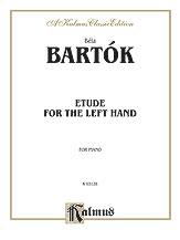 Etude for Left Hand