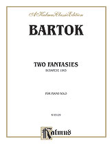 Two Fantasies (Gmunden 1903)