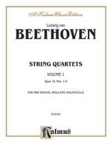String Quartets, Volume I, Opus 18, Nos. 1-6