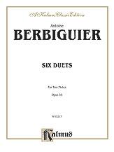 Berbiguier: Six Duets, Op. 59