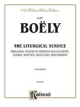 Liturgical Service, Volume I