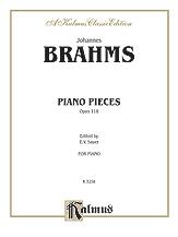 Brahms: Intermezzi, Ballade, Romance, Op. 118