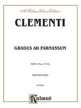 Gradus ad Parnassum, Volume II