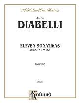 Eleven Sonatinas, Opus 151 and 168