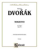 Terzetto, Opus 74