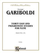 Thirty Easy and Progressive Studies, Volume I (Nos. 1-15)