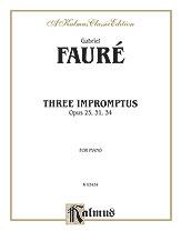 Three Impromptus