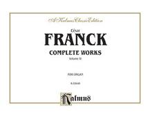 Organ Works, Volume IV