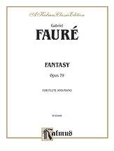 Fauré: Fantasy, Op. 79