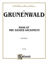 Mass of the Sacred Sacrament
