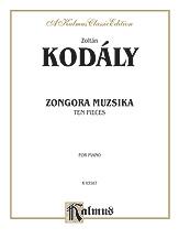Ten Pieces (Zongora Muzsika)