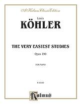 The Very Easiest Studies, Opus 190