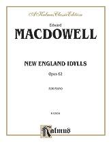 New England Idylls, Opus 62