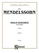 Violin Concerto, Opus 64
