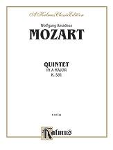 Quintet, K. 581