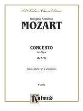 Concerto, K. 622 (Orch.)