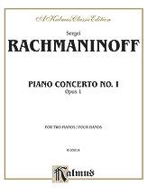 Piano Concerto No. 1 in F-sharp Minor, Opus 1