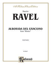 Alborada del gracioso from <I>Miroirs</I>