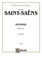 Fantasie for Organ, Opus 101