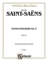 Piano Concerto No. 2 in G Minor, Opus 22